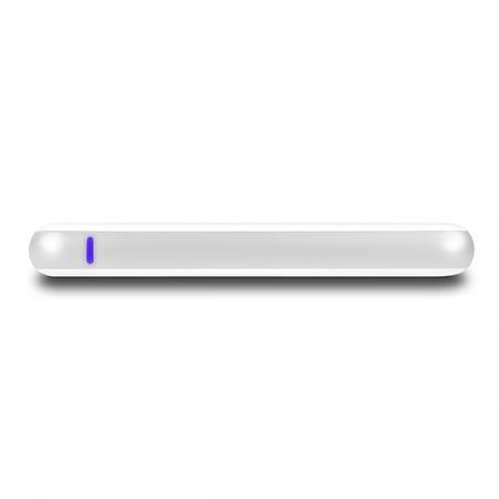 Rack extern Axagon EE25-S6, Conexiune USB 3.0, compatibil cu HDD/SSD de 2.5 inch SATA , 6 Gbit/s, Alb, Toolless [4]