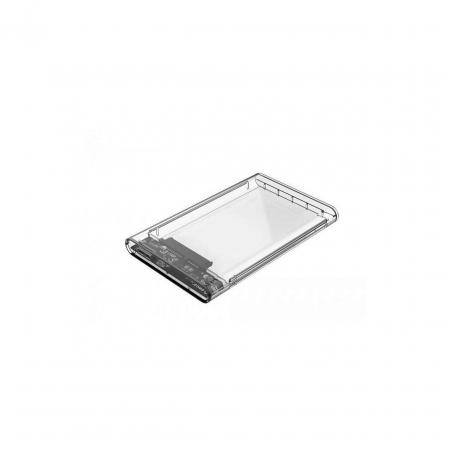 Rack HDD Orico 2139U3 2.5 inch transparent0