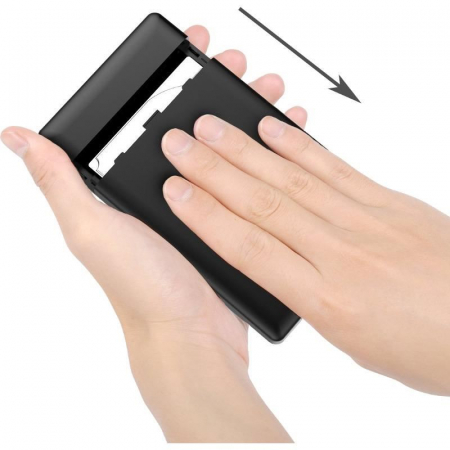 Rack HDD Orico 2588US3 negru USB 3.0 Tool Free 2.5 inch SATA5