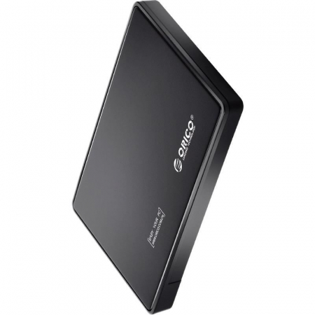 Rack HDD Orico 2588US3 negru USB 3.0 Tool Free 2.5 inch SATA2