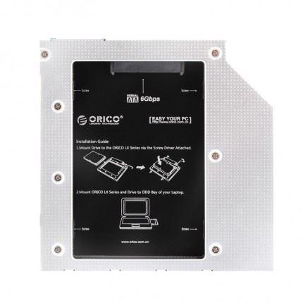 Rack HDD Orico LX Series L95SS V1 PRO 9.5mm Caddy 2.5 inch4