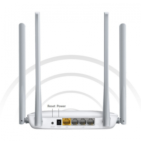Router wireless MERCUSYS MW325R2