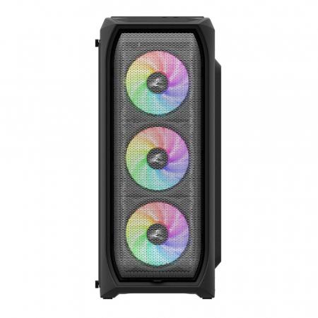 Sistem Gaming N5 V7, AMD Ryzen 5 2600 3.9GHz, 32GB DDR4, SSD M2 500GB + 2TB HDD, GTX 1650 4GB GDDR6, iluminare RGB1