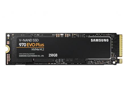 SSD Samsung 970 EVO Plus 250GB NVMe M.2 2280 [1]