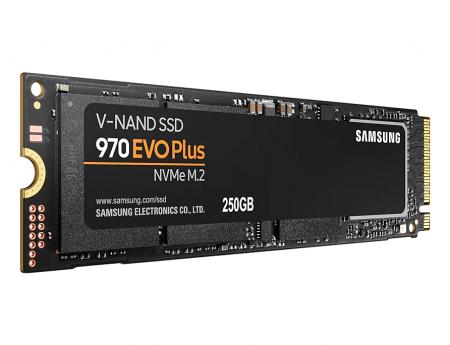 SSD Samsung 970 EVO Plus 250GB NVMe M.2 2280 [0]