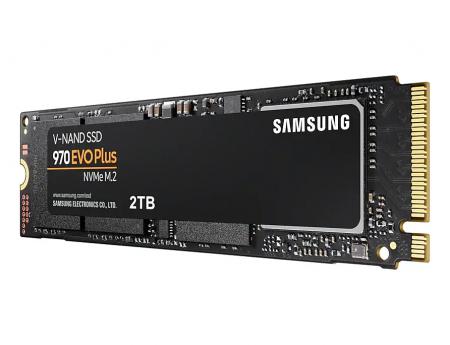 SSD Samsung 970 EVO Plus 2TB NVMe M.2 2280 [2]