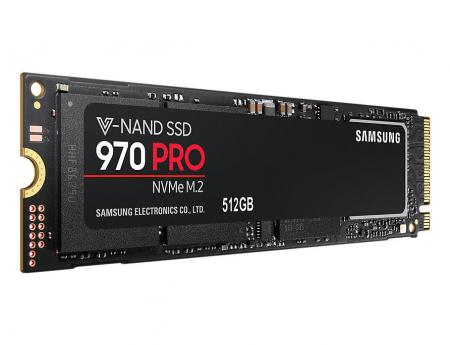 SSD Samsung 970 PRO 512GB PCI Express x4 M.2 2280 [1]