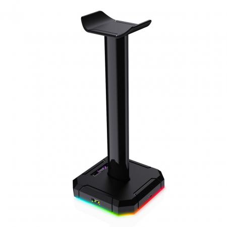 Suport casti Redragon Scepter Pro iluminare RGB [5]