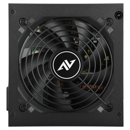 Sursa ABKONCORE Mighty 600W Real Power, PFC activ, ventilator, 120mm, 80 Plus [2]