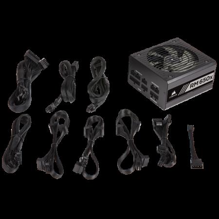 Sursa Corsair 650W, RM-X Series, RM650x, 80 PLUS Gold6