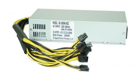 Sursa server Segotep SG-1600ASIC 1600W  [1]