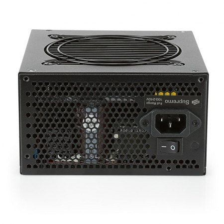 Sursa SILENTIUM PC Supremo FM2 Gold Series, 650W, 80 PLUS Gold [2]