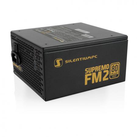 Sursa SILENTIUM PC 750W, Supremo FM2 Gold Series, 80 PLUS Gold [2]