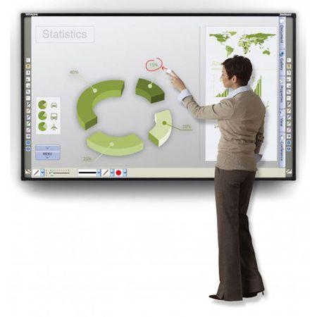 Tabla interactiva StarBoard, 89 inch, Hitachi1