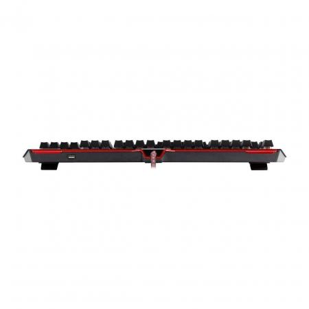 Tastatura gaming mecanica Riotoro Ghostwriter Elite Cherry MX Red neagra iluminare RGB [6]