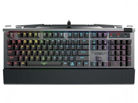 Tastatura mecanica Gamdias Hermes P2 iluminare RGB [2]