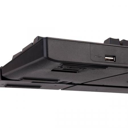 Tastatura mecanica Tt eSPORTS Neptune Elite RGB switch-uri maro [3]