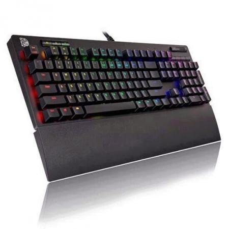Tastatura mecanica Tt eSPORTS Neptune Elite RGB switch-uri maro [0]