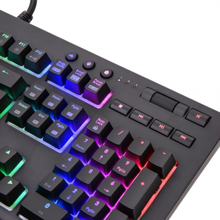 Tastatura mecanica Tt eSPORTS Premium X1 RGB neagra [4]