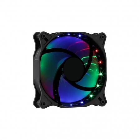 Ventilator Aerocool Cosmo12 120mm iluminare RGB [6]