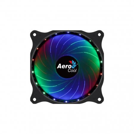 Ventilator Aerocool Cosmo12 120mm iluminare RGB [0]