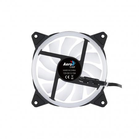 Ventilator Aerocool Duo 12 120mm iluminare aRGB [2]