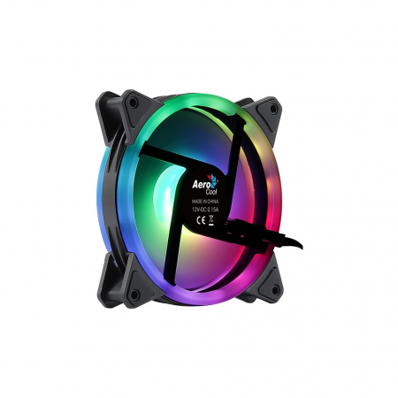 Ventilator Aerocool Duo 12 120mm iluminare aRGB [3]