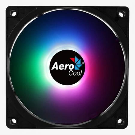 Ventilator Aerocool Frost12 120mm iluminare RGB PWM [3]