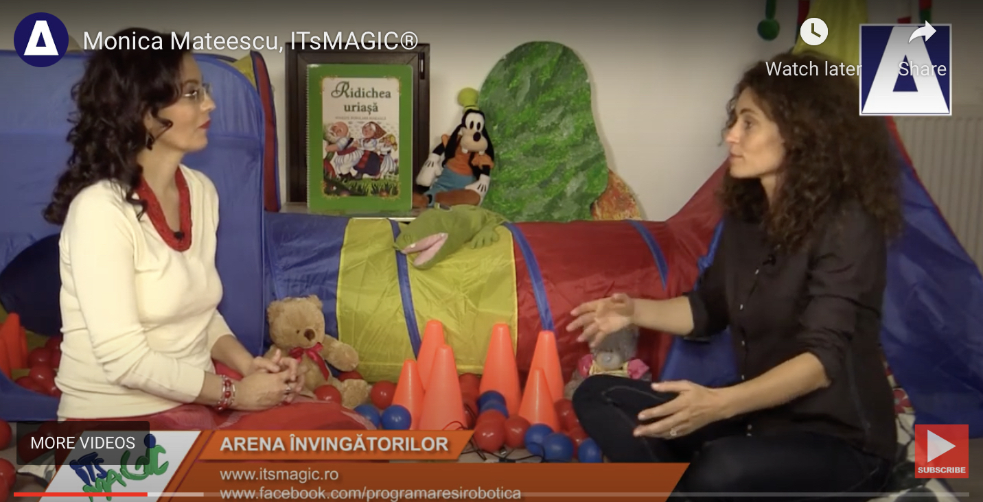 Interviu ARENA INVINGATORILOR - 29.10. 2017