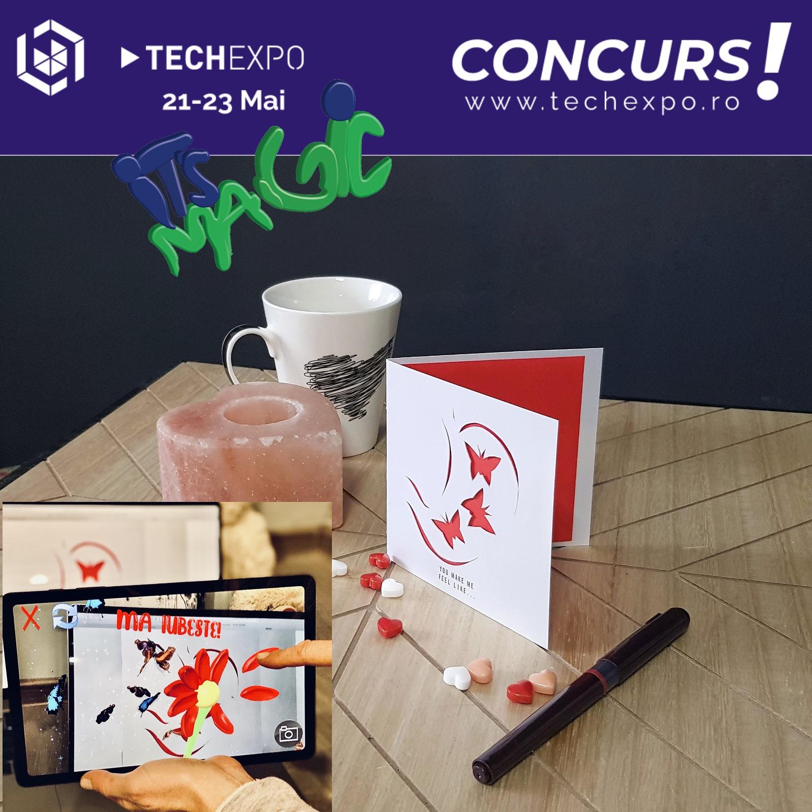CONCURS ITsMAGIC la Bucharest Tech Week