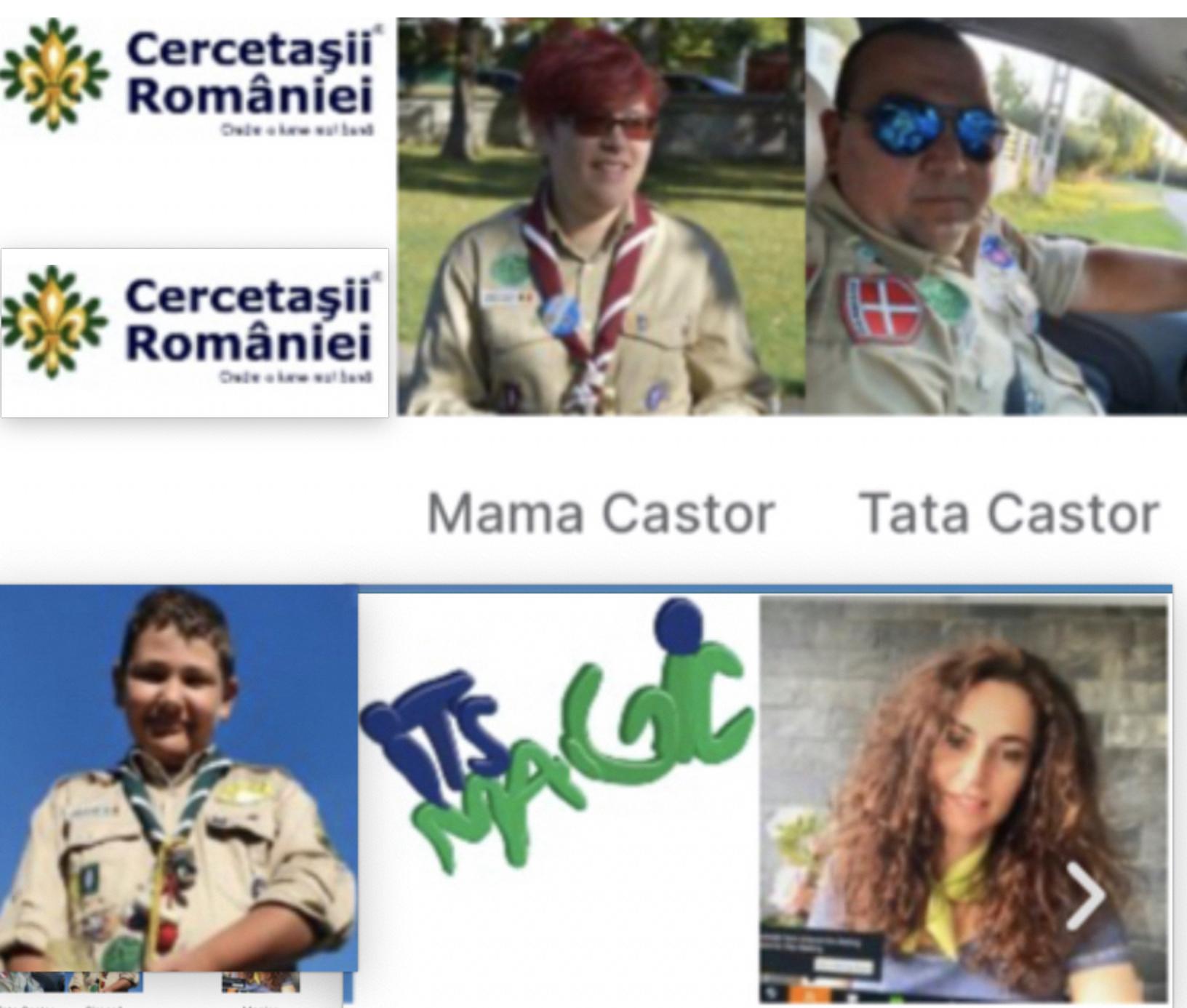Colaborare ONCR - Organizatia Nationala Cercetasii Romaniei