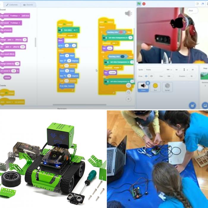 Programare si Robotica || HIBRID 2