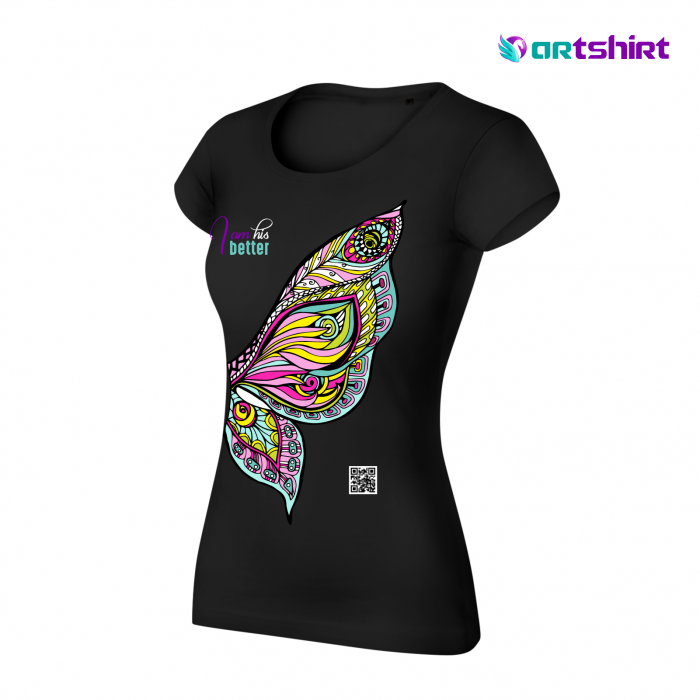 ARTShirt Wings - Tricou smart cu realitate augmentata 7