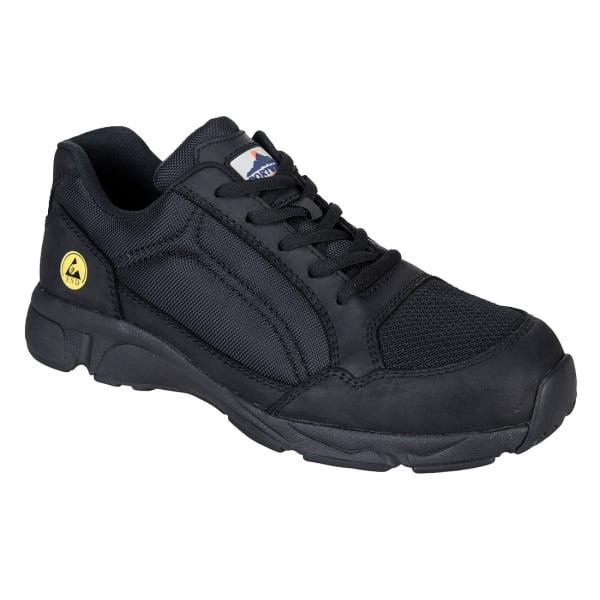 Pantofi ESD Composit S1P Negru [0]
