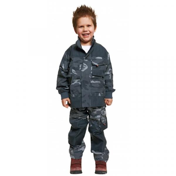 Jachetă camuflaj pentru copii [0]