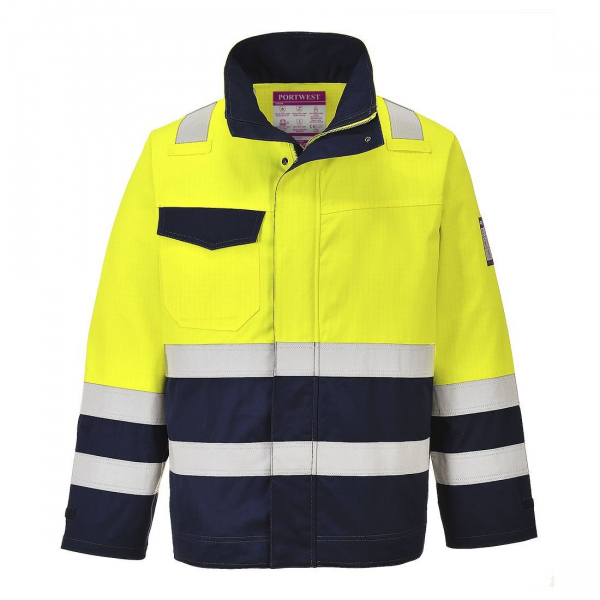 Jachetă Hi-Vis Modaflame [0]