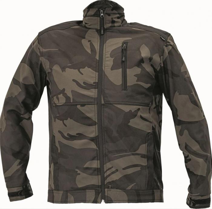 Jachetă Camouflage Crambe [0]