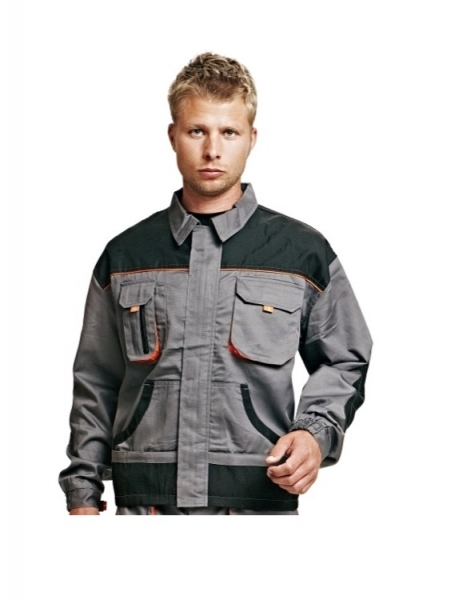 Jachetă Carl, Gri 0