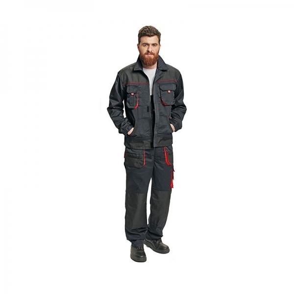 Jachetă Carl, Negru - Lichidare de stoc 1