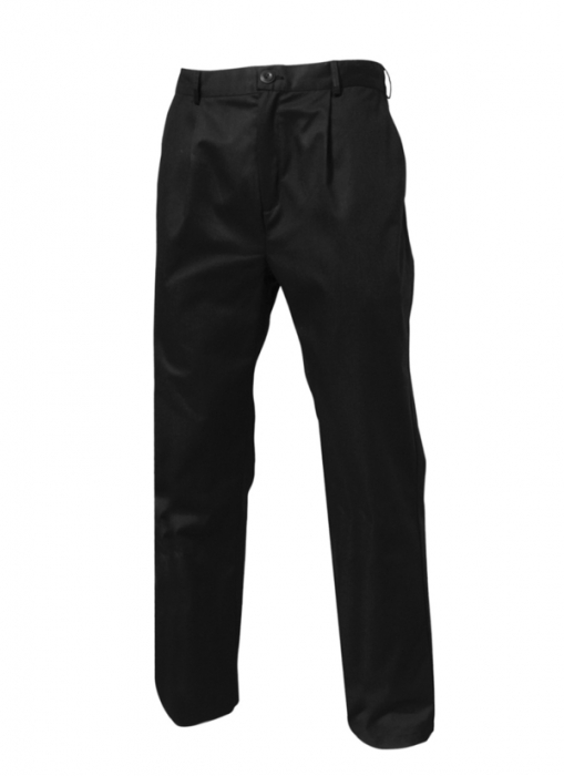 Pantaloni bucătar Arzak, negru [0]