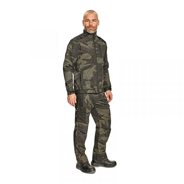 Pantaloni Camouflage Crambe 0