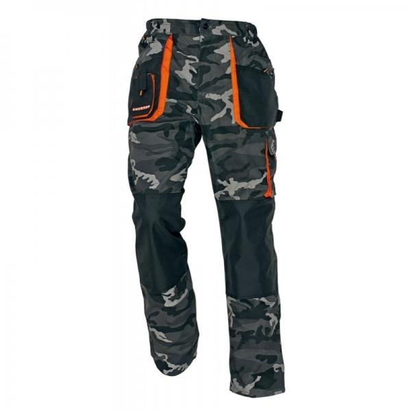 Pantaloni Camouflage Emerton 0