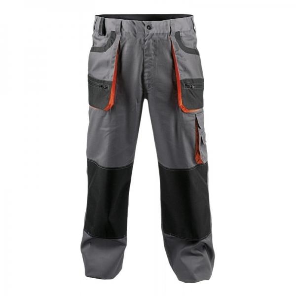 Pantaloni Carl, Gri 0