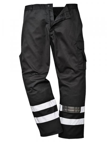 Pantaloni Iona Safety Combat Negru 0