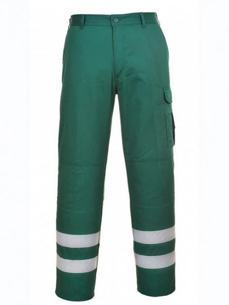 Pantaloni Iona Safety Combat Verde 0