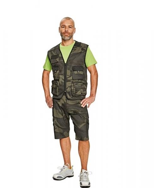 Pantaloni scurţi Camouflage Crambe 0