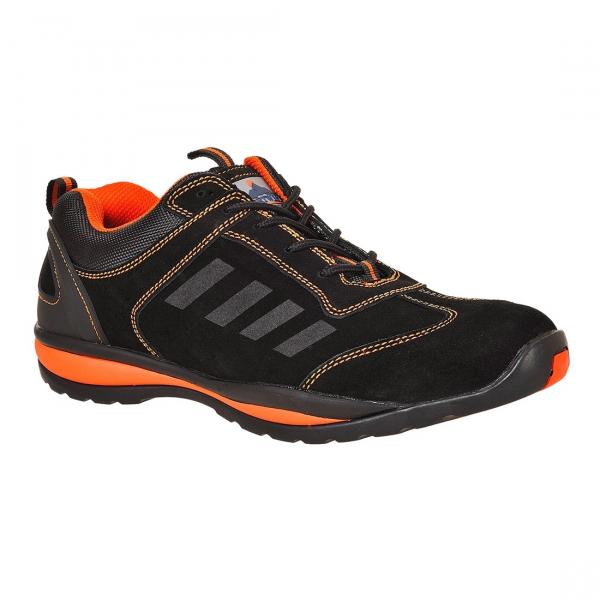 Pantofi de protecţie STEELITE LUSUM S1P HRO - Portocaliu 0