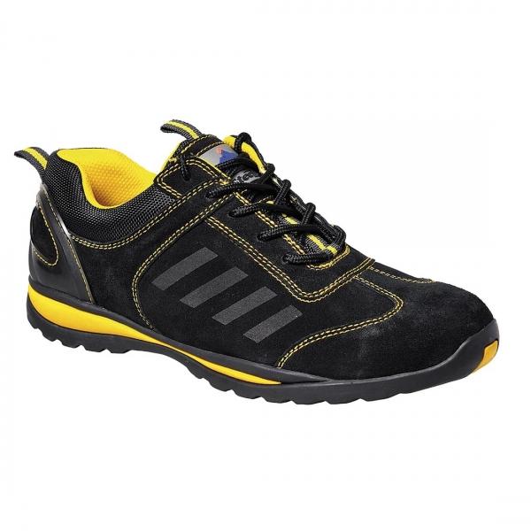 Pantofi de protecţie STEELITE LUSUM S1P HRO - Galben 0