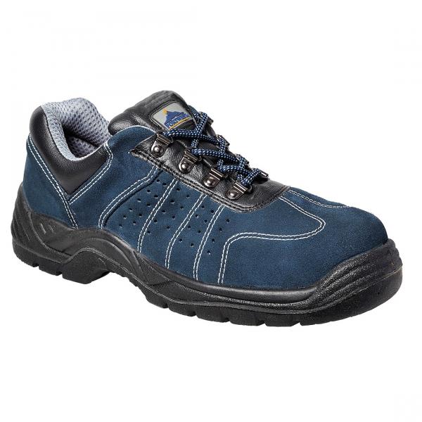Pantofi perforaţi Steelite S1P Albastru 0