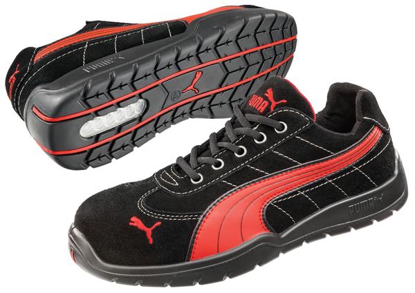 Pantofi Puma Silverstone Low S1P 0